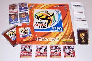 Panini-coupe-du-monde-2010-ensemble-complet-album-sac-80-mises-a-jour-Klose