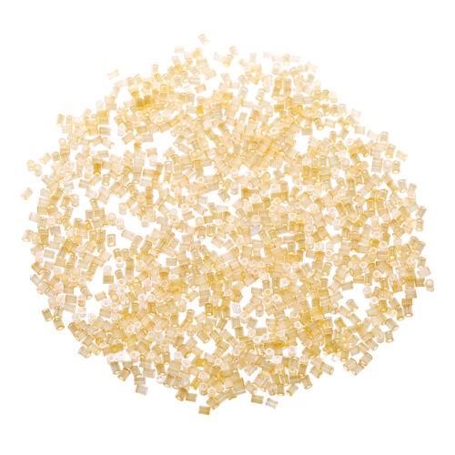 3600pcs//lot colonne 1.8 mm Verre Tchèque Seed Bead Spacer Beads Jewelry À faire soi-même Findings