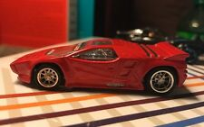 Hot Wheels Twin Turbo Vector Red! Awesome Car!