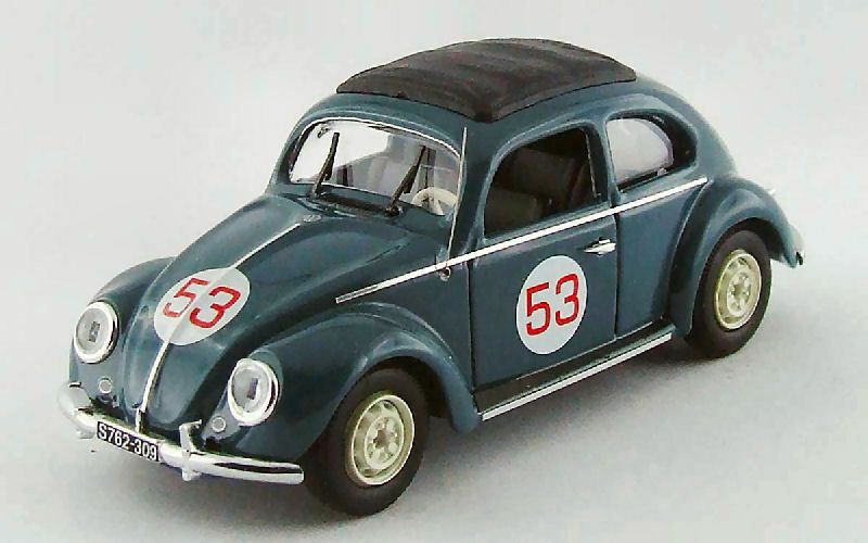 Volkswagen vw beetle  53 Nurburgbague 1954 w. de  trips 1 43 MODEL rio4421 rio  détaillants en ligne
