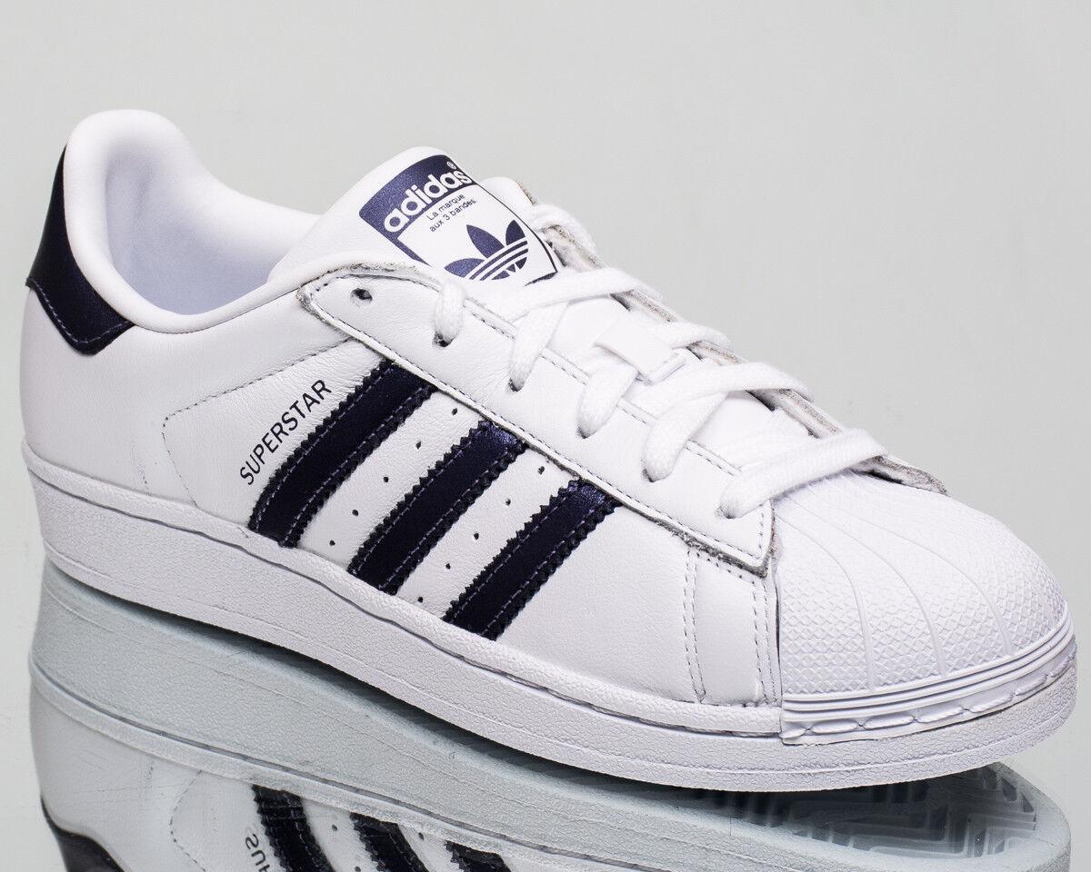 Adidas Originals Wmns Superstar donna lifestyle scarpe da ginnastica NEW bianca viola CG5464
