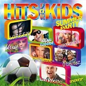 Various-Artists-034-Hits-For-Kidz-Summer-Party-2012-034-2012