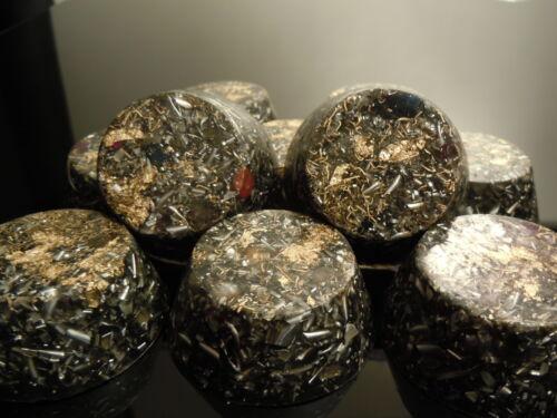 24 Large Par Le Ct 23k Doré Towerbusters Orgone Shungite Pyrite Magnetite