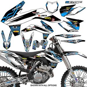 2009 2010 2011 2012 2013 2014 2015 sx 65 graphics kit fits ktm sx65 2013 KTM 350 SX image is loading 2009 2010 2011 2012 2013 2014 2015 sx