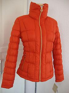 Details zu MICHAEL KORS Daunenjacke Damen Ultra Lightweight Packable Down Gr.L NEU+ETIKETT