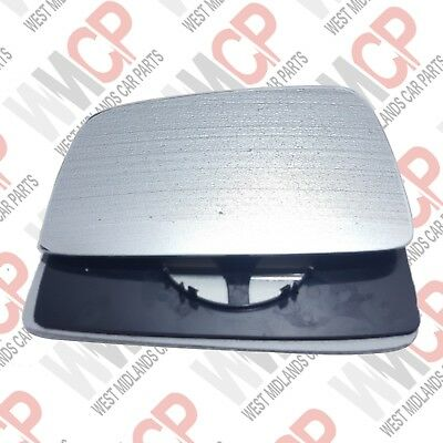 Right Driver Side Heated Electric Wing Mirror Glass for FIAT CROMA 2005-2010