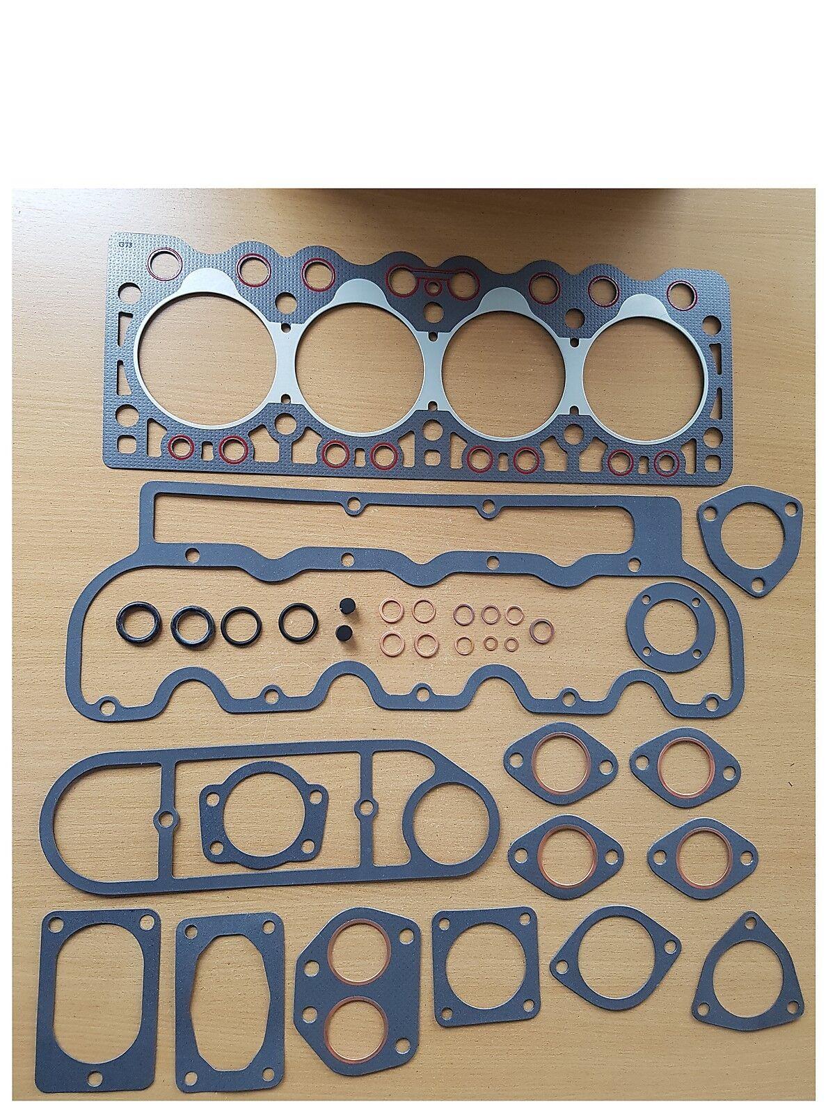 HANOMAG d141, D142 D142 D142 Kit joints / joint pour tête de cylindre - Brillant 601 901901