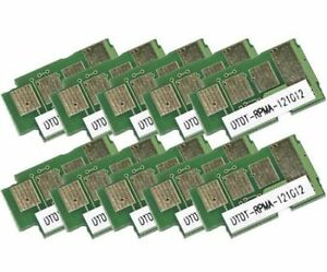 Details about 10 x Toner Reset Chips for Dell B1160 B1160w B1163w MFP  B1165nfw B116X