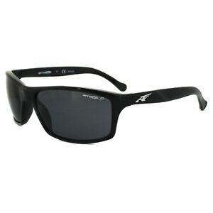 ef1bb9af52 Image is loading Arnette-Sunglasses-4207-Boiler-41-81-Black-Grey-