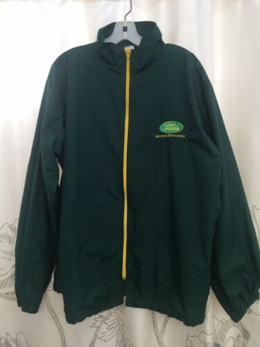 Vintage Official Land Rover Light Jacket Size Men'
