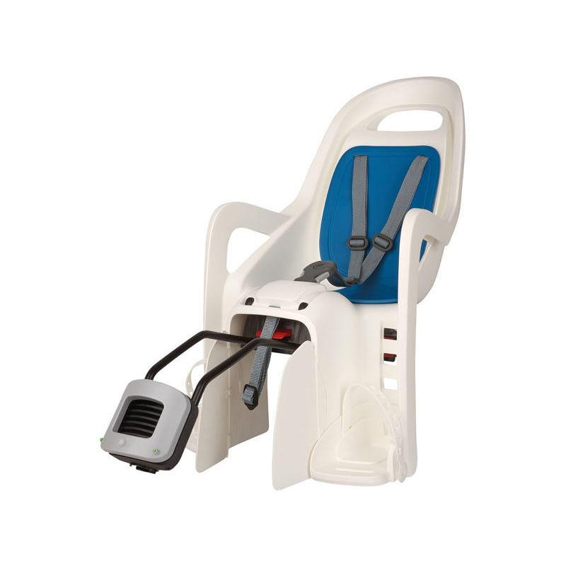 Groovy rear baby seat recliner frame mount Weiß POLISPORT kids