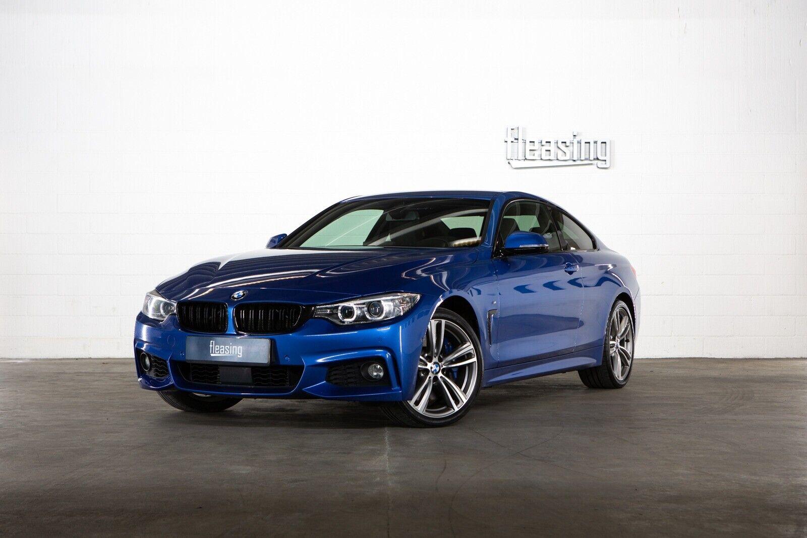 BMW 435d 3,0 Coupé xDrive aut. 2d - 2.999 kr.