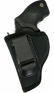 Details about LEFT HAND IWB Concealment Clip-On Holster - CHARTER ARMS  UNDERCOVER REVOLVER 2