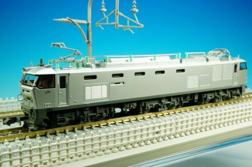 N scale New!! KATO 3065-5 JR Freight Electric Locomotive EF510 500 Silver Color