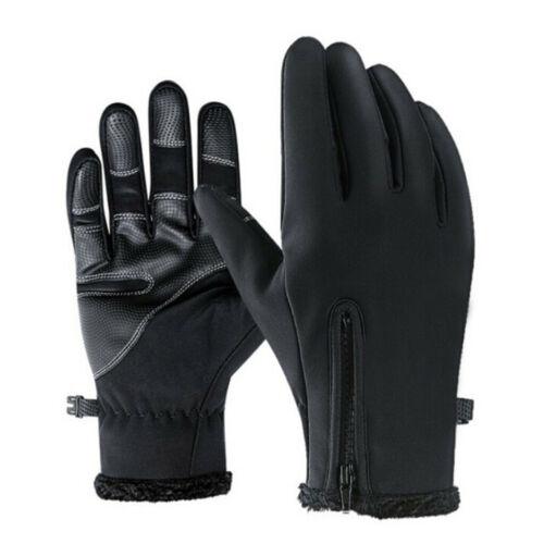 Men Women Winter Thermal Sports Waterproof Windproof Screen Induction Ski Glove