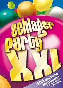 Schlagerparty-XXL-202-deutsche-Kultlieder-mit-Texte-und-Akkorden