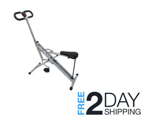 squat fitness machine fat burn exercise home cardio kit