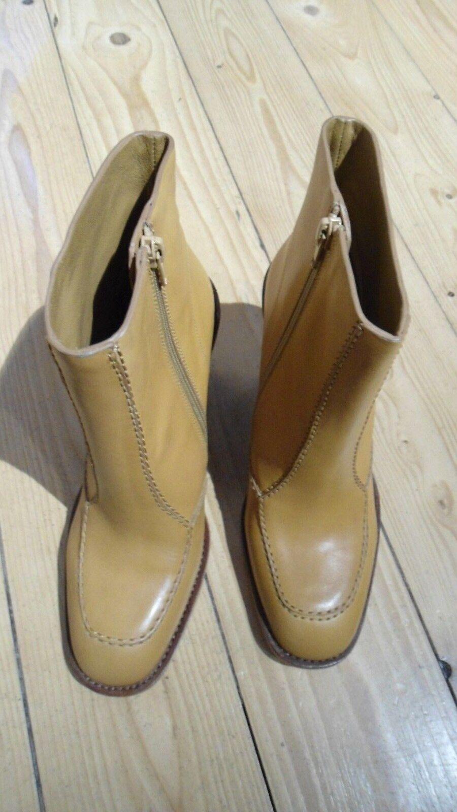 Luxus Designer Stiefeletten Schuhe Stiefel see by Chloe NEU ausgefallen Gr. 41 NEU Chloe 117338