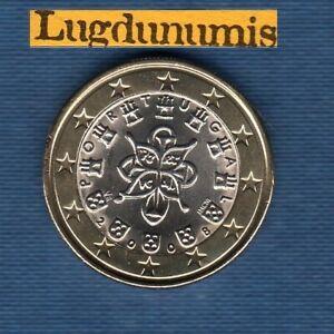 Portugal-2008-1-Euro-BU-FDC-provenant-du-coffret-15000-exemplaires