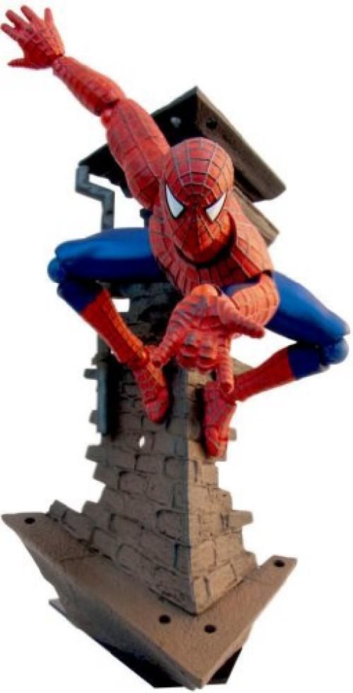 NEW Tokusatsu Revoltech No.039 Spider-Man 3 Spider Man Figure KAIYODO from Japan