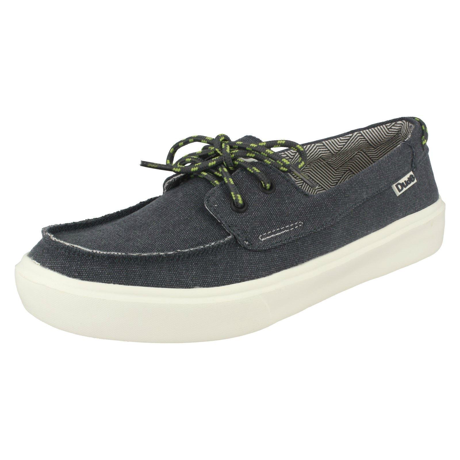UOMO HEY DUDE con lacci scarpe stile barca KOLA