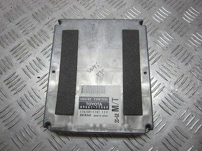 JDM 98-99 SW20 MR2 NA Beams 3SGE VVTI Genuine 5sp M/T ECU Computer 89661-17560