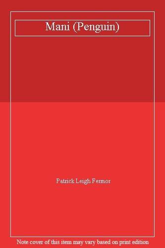Mani (Penguin),Patrick Leigh Fermor