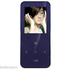 ONN Q9 MP3 Player Support High Fidelity Audio Format FM 8G Storage TFT Screen