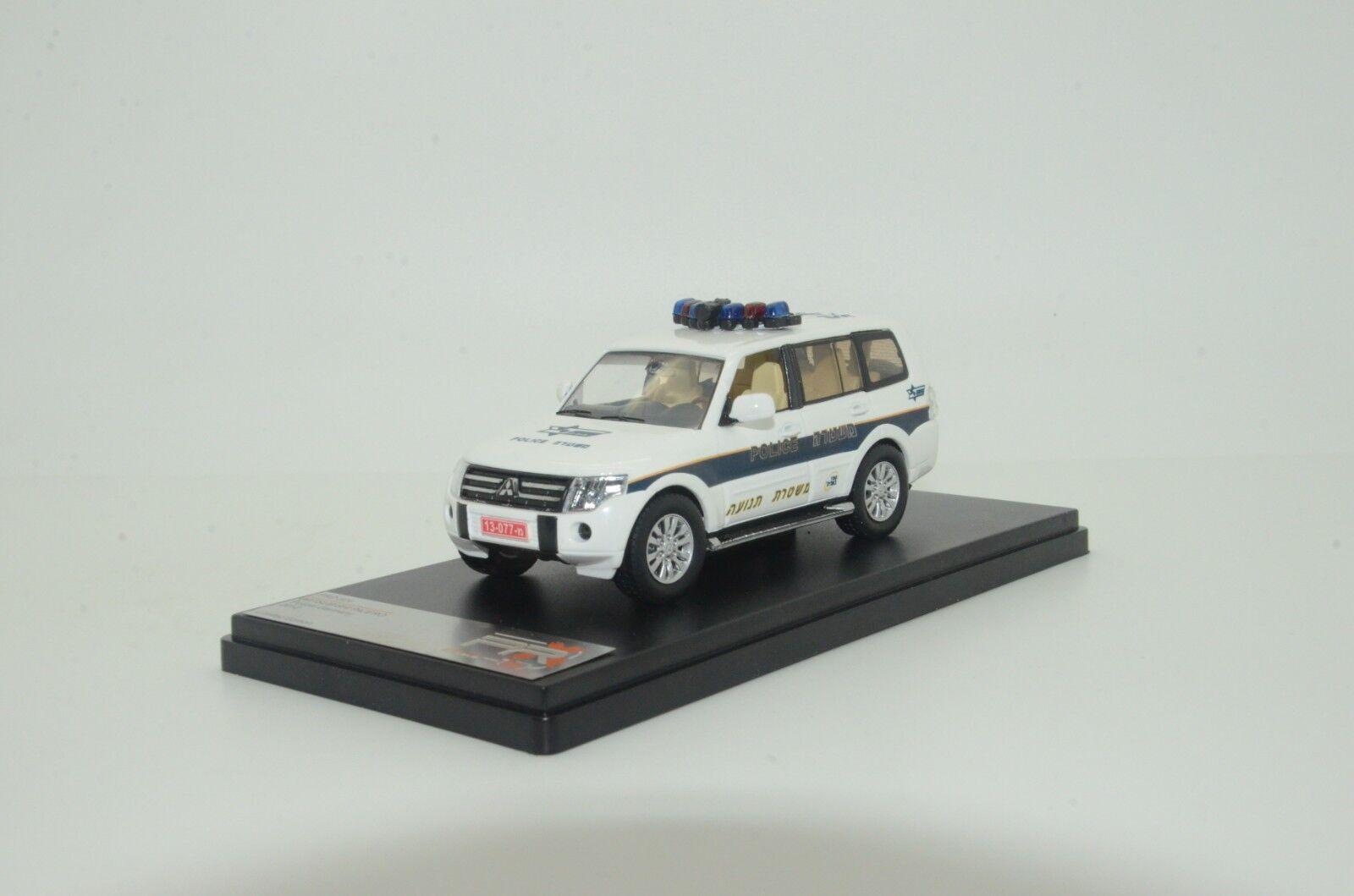 rara    Mitsubishi Pajero Road policía Israel Hecho a Medida 1 43