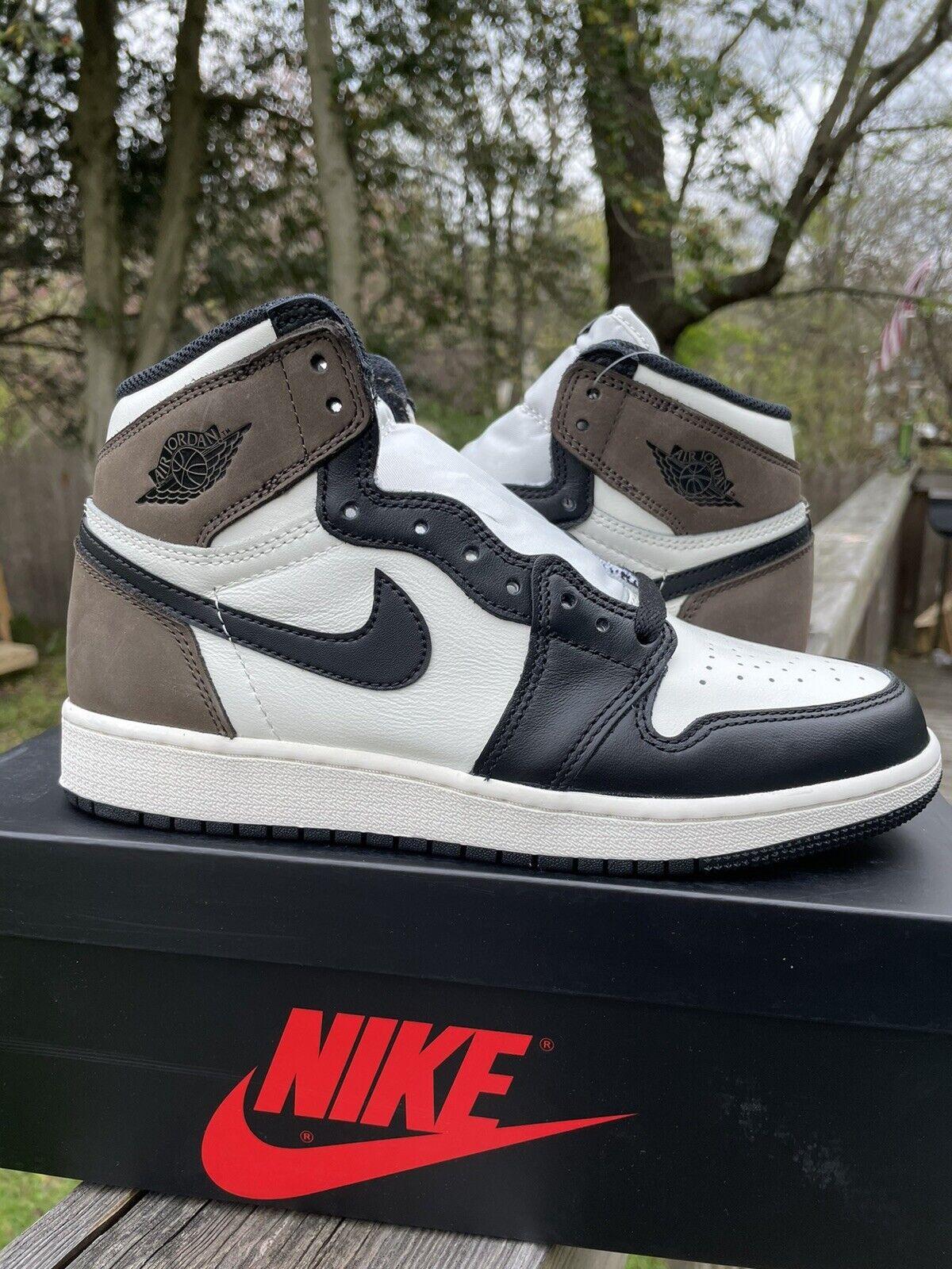 Jordan 1 Retro High OG Brown (Mocha) 575441-105 GS sizes 7,6.5,6,5.5,4