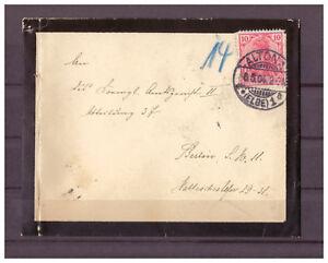 Deutsches-Reich-MiNr-71-Hamburg-Altona-Elbe-nach-Berlin-06-05-1904