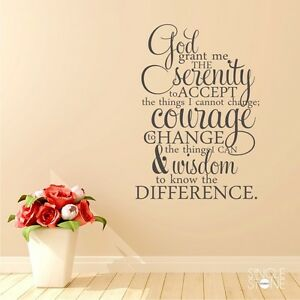 Serenity-Prayer-Wall-Decal-Quote-Bible-Verse-Word-Art
