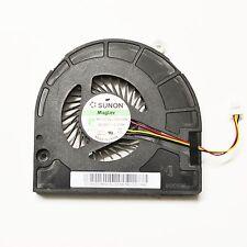 CPU ventiladores acer aspire e1-532 e1-532p e1-570 e1-570g radiador fan