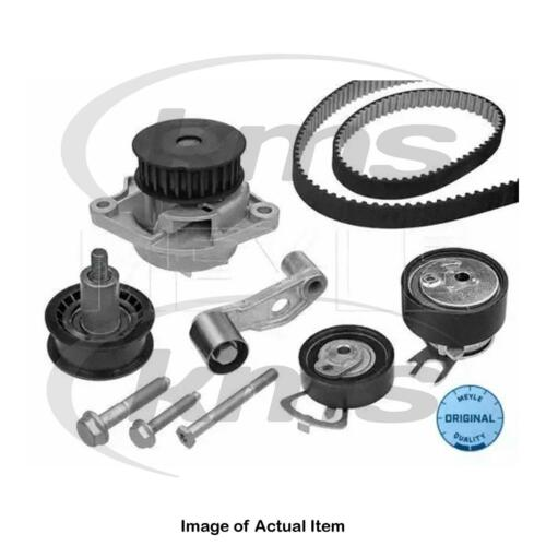 New Genuine MEYLE Water Pump And Timing Belt Set 151 049 9007 Top German Quality