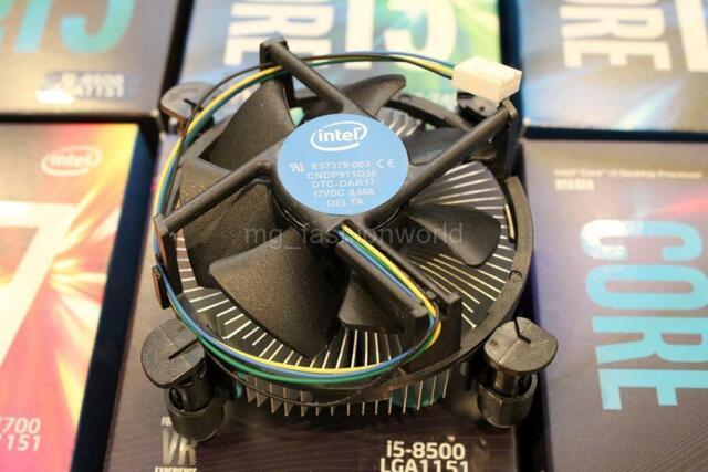 LGA 1156 LGA1151 Stock Fan /& Heatsink Cooler Intel OEM LGA 1150 LGA 1155