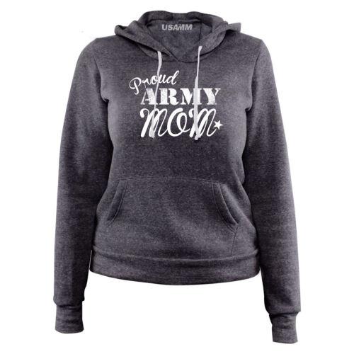 Original Ladies Proud Army Mom Hoodie
