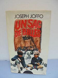 Details Sur Livre Un Sac De Billes Joseph Joffo 1973