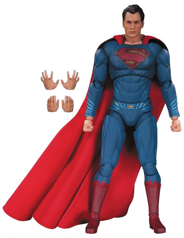 Dc - pel  culas figura de 30  n superman, batman, superman dawn justiz 17 cm.