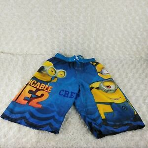 777512089f Image is loading despicable-me-2-minions-swim-trunks-10-12