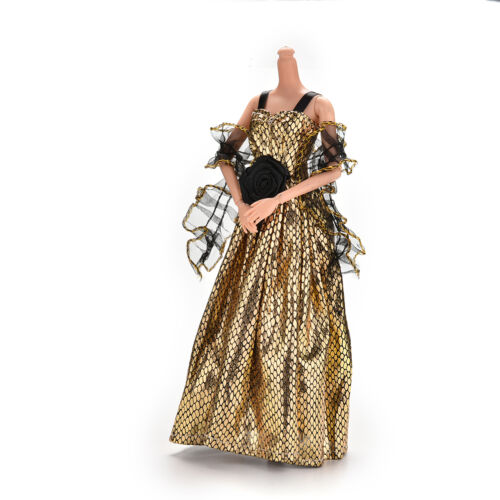 Wonderful Grain New Arrival Doll Clothes Dress for  Doll with Shawl B1LC