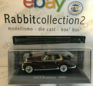 DIE-CAST-034-300-S-ROADSTER-1952-034-MERCEDES-COLLECTION-1-43-09