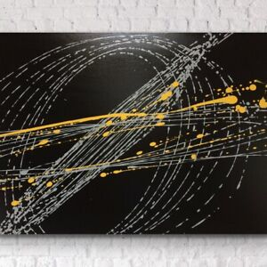 Large-ORIGINAL-HAND-PAINTED-ABSTRACT-By-Diane-Plant-81x-61cm-Box-Canvas-Acrylic