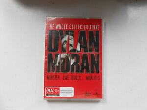 DYLAN-MORAN-THE-WHOLE-COLLECTED-THING-3-DVD-SET-NEW-SEALED-REGION-4-AUSTRALIA