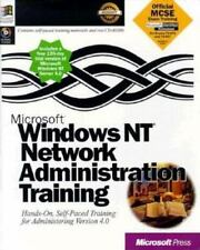 Microsoft Windows NT Network Administration Training: Hands-On, Self-Paced