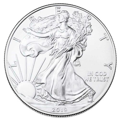 2020 American Statue of Liberty Eagle Coin Silver plated Commemorative Coin