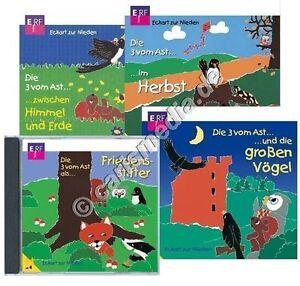 CD-Set-DIE-DREI-VOM-AST-Box-3-4-CDs-Folge-9-12-Hoerspiel-NEU