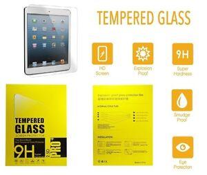 100-Veritable-Verre-Trempe-Protecteur-D-039-ecran-Housse-pour-la-nouvelle-APPLE-iPad-9-7-034-2017
