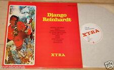 DJANGO REINHARDT UK XTRA VINYL JAZZ 10-TRACK LP 1969 GREAT CONDITION