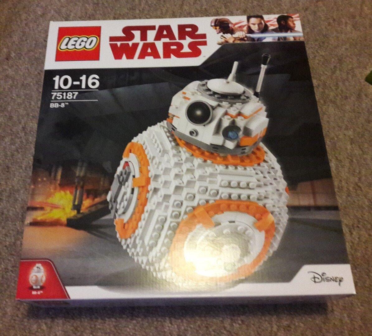 Lego Star Wars Set bb-8 75187