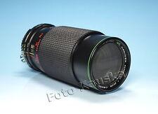 HANIMEX AUTOMATIC ZOOM C-MACRO 4.5/80-200mm Nikon AI Objkektiv lens - (81152)